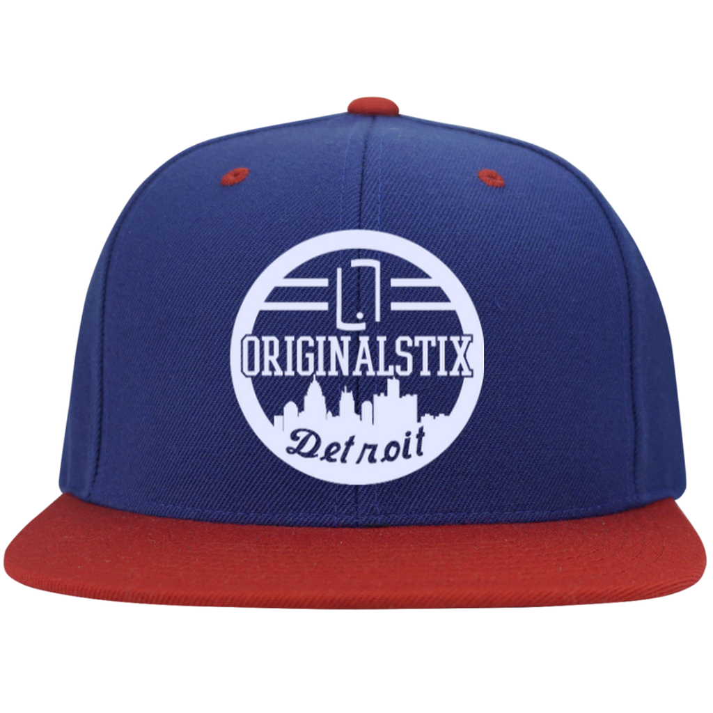 True Royal/True Red / One Size - The Snapback - Original Stix
