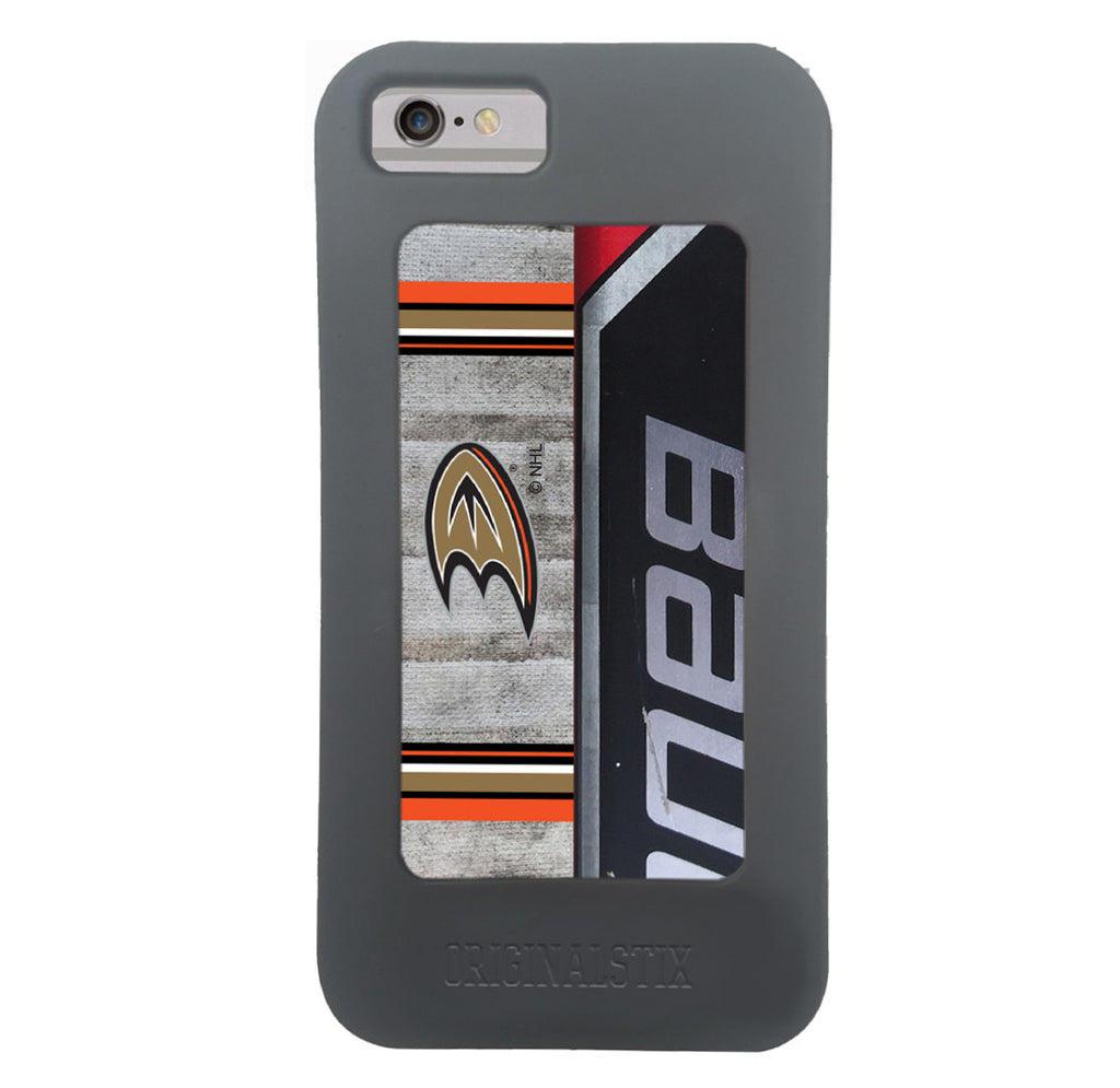 ANAHEIM DUCKS - NHL Licensed - iPhone 7 - Original Stix - 3