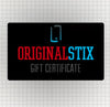 - OriginalStix.com Gift Card - Original Stix