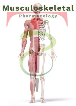Open image in slideshow, TPOT - Musculoskeletal Pharmacology