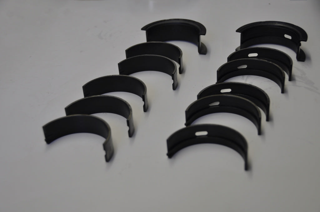 5 Cylinder Coated Main Bearing Set