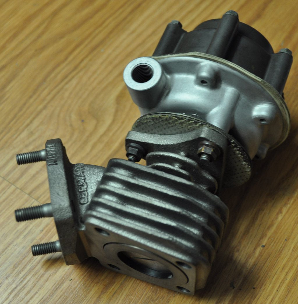 rebuilt KKK wastegate assembly