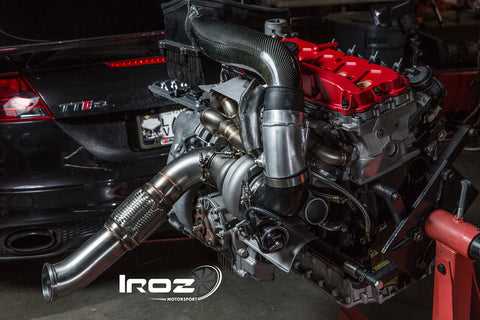 IROZ MOTORSPORT 2.5TFSI TTRS  IMS500-1000 TURBO KITS