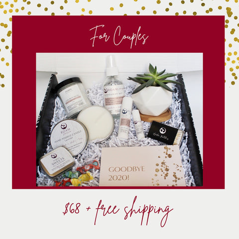 holiday christmas new years gifts for couples relaxing