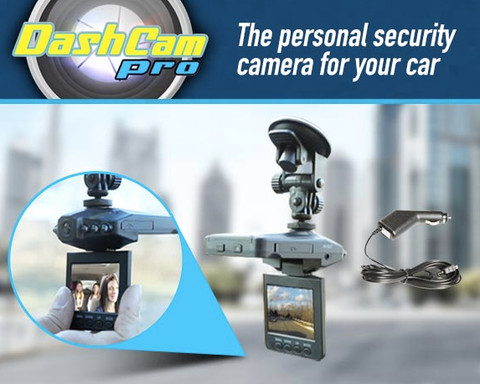 About the DashCam Pro