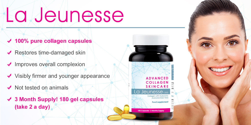 La Jeunesse Collagen Capsules