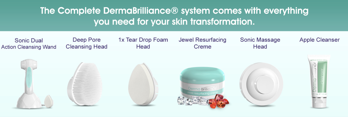 DermaBrilliance UK Package
