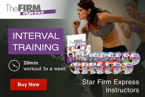 2016 Transformation Firm Express at-home fitness DVD program