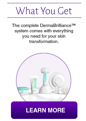 DermaBrilliance what you get