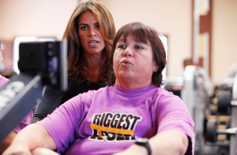 Jillian Michaels on The Biggest Loser USA