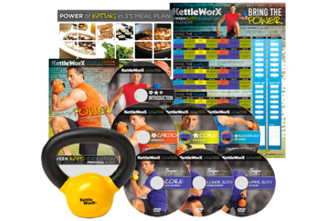 KettleWorX Evolution Package