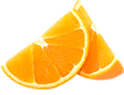 Nutrition Mixer Orange Icon
