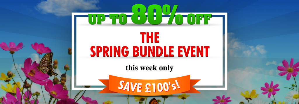 The Spring Bundle Event
