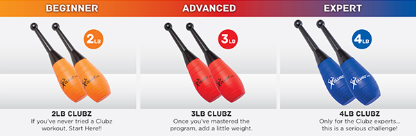 Clubz Fitness Weights