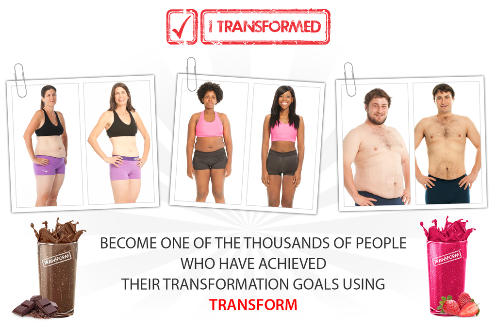 Transform Meal Replacements