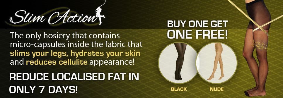 SlimAction Hosiery