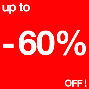Up to 60% OFF !?!