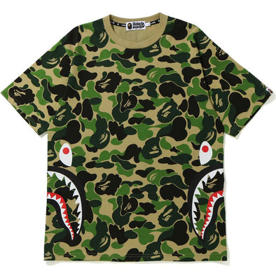 Bape ABC Camo Side Shark Tee