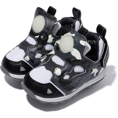 27b8a12af6cd Bape x Reebok Versa Pump Fury Mita Kids Sneakers (City Camo ...