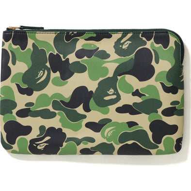 BAPE ABC CLUTCH BAG (Green)