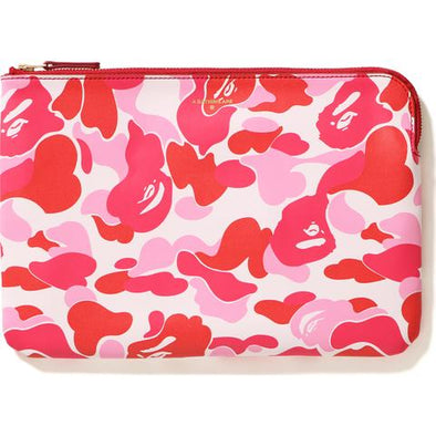 BAPE ABC CLUTCH BAG (Pink)