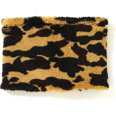 Bape 1st Camo BOA Neck Warmer (Yellow)