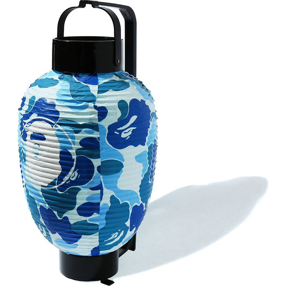 BAPE ABC CAMO JAPANESE LANTERN (GREEN/BLUE)