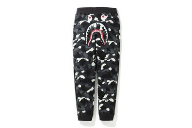 Bape City Camo Shark Sweatpants
