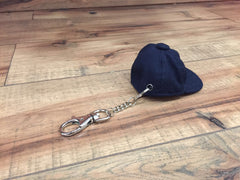 New Era Baseball Cap Keychain