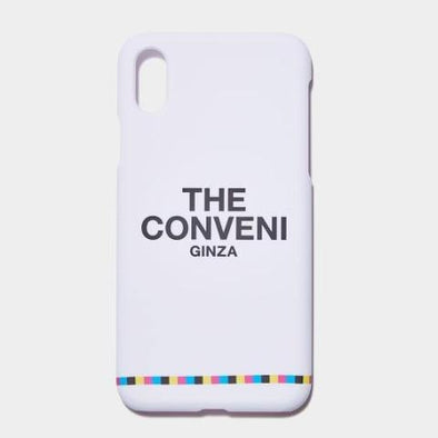 The Conveni iPhone X Case (White)