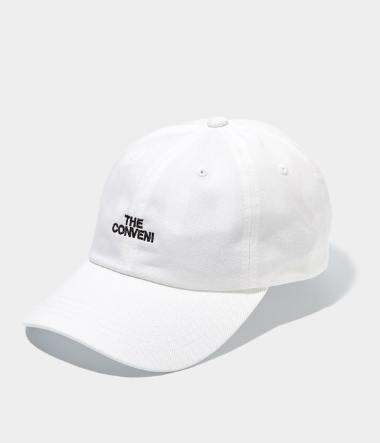 THE CONVENI CAP (White)