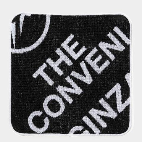 The Conveni x Fragment Towel (Black)