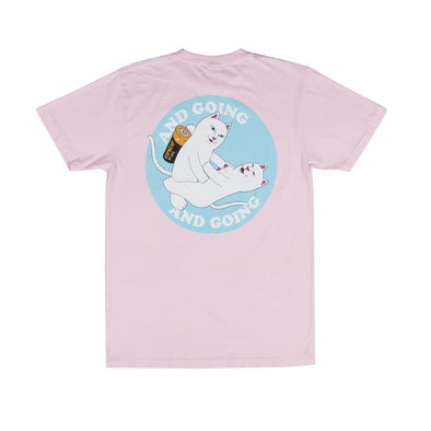RIPNDIP Charged up Tee (Pink)