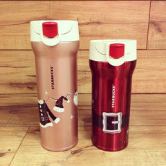 STARBUCKS Christmas Exclusive Thermos (Red)
