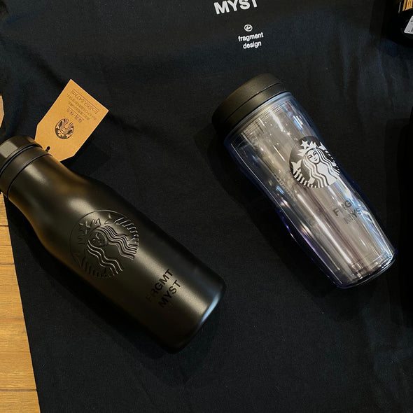 Starbucks x Fragment design Shibuya Limited Edition Cups and Tumblers