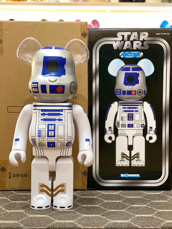 Be@rbrick x Star Wars R2-D2 1000% Multi