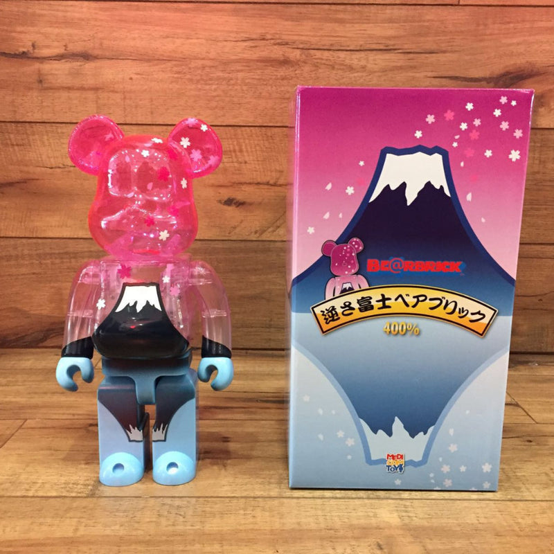 Sakara Fuji Mountain 400% Be@rbrick