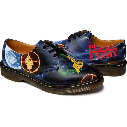 Supreme®/UNDERCOVER/Dr. Martens®/Public Enemy 3-Eye Shoe