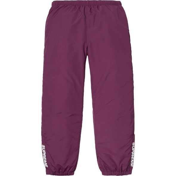 Supreme Warm Up Pant (Purple)