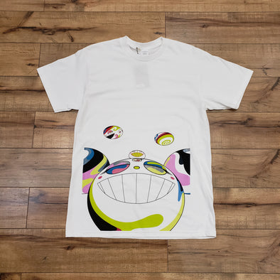 Takashi Murakami Complexcon Sneakers for Breakfast Tee (White)