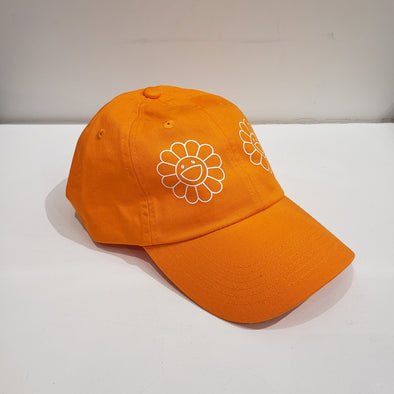 Takashi Murakami Complexcon FLower Hat (Orange)