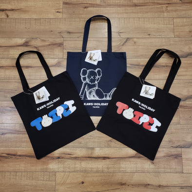 KAWS:HOLIDAY Limited Tote Bag