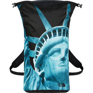 Supreme The North Face Statue of Liberty Waterproof Backpack (Black)