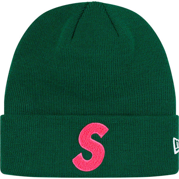 Supreme New Era S Logo Beanie