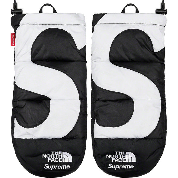 Supreme x The North Face® S Logo Nuptse Mitts