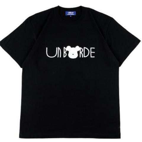 Be@rbrick x Unborde Tee (Black)