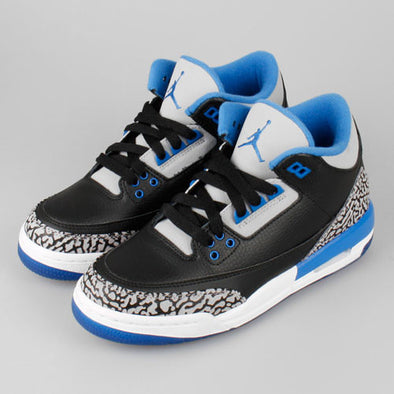 NIKE AIR JORDAN 3 RETRO BG (398614-007)