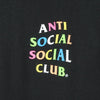 ASSC Frantic Black Floral Hoodie (Anti Social Social Club)