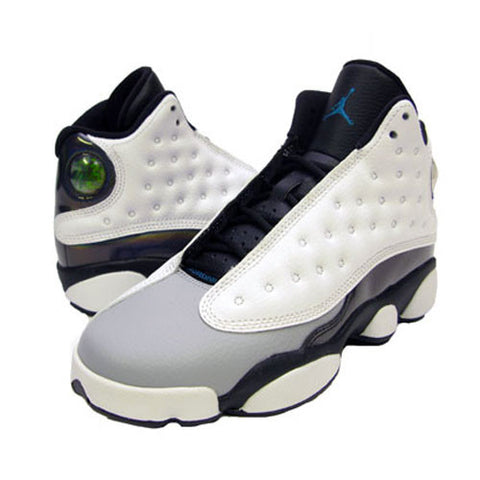 "NIKE AIR JORDAN 13 RETRO BG ""HOLOGRAM""  (414574-115)"