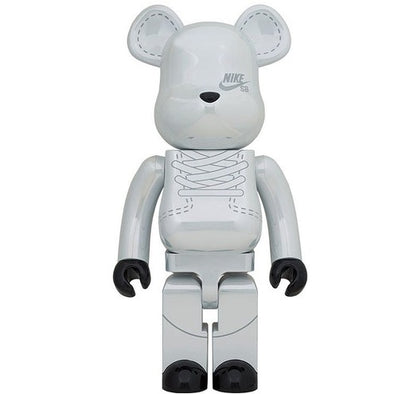 Be@rbrick x Nike SB 2020 1000% White